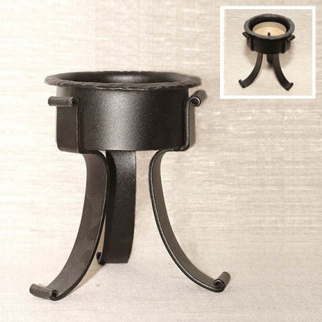Candle holder, outside