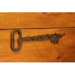 Hängare med 4 krokar Nyckel